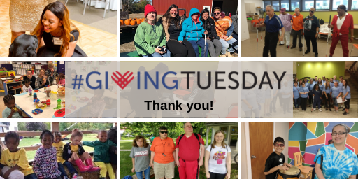 Giving Tuesday - thank you!